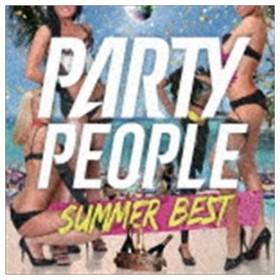 DJ KAZ(MIX) / PARTY PEOPLE SUMMER BEST mixed by DJ KAZ [CD]