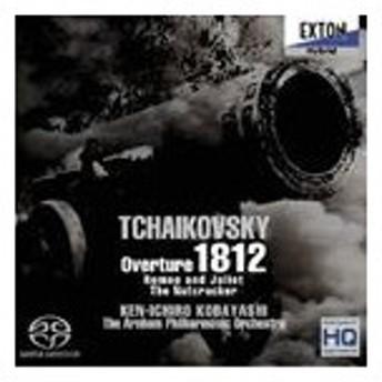 小林研一郎(cond) / チャイコフスキー  ロメオとジュリエット 、序曲 1812年、くるみ割り人形 組曲(来日記念盤/HQ-Hybrid CD) [CD]