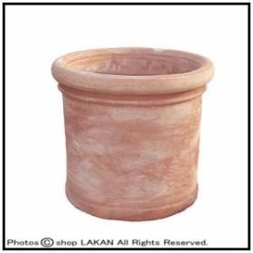 リスチオシリンダーφ60cm 円筒大型 テラコッタ鉢 / トスカーナ SRT010L_060