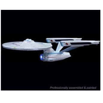 スタートレック 1/350 U.S.S.エンタープライズ NCC-1701-A プラモデル(再販)[ポーラライツ]《在庫切れ》