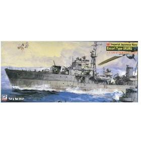 1/700 スカイウェーブシリーズ 日本海軍 鵜来型(大掃海具装備型)2隻入 プラモデル[ピットロード]《取り寄せ※暫定》