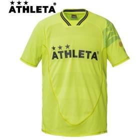アスレタ サッカー 半袖プラシャツ(メンズ) カラープラクティスシャツ (02284-20)2017SS