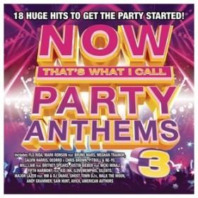 輸入盤 VARIOUS / NOW THAT'S WHAT I CALL PARTY ANTHEMS 3 [CD]