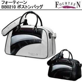 フォーティーン BB0210 ボストンバッグ [サイズ:L48×W21×H30cm] [FOURTEEN] 【ゴルフバッグ】 【メンズバ