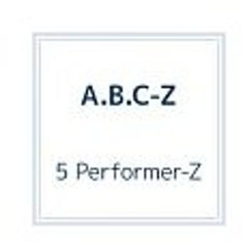 A.B.C−Z/5 Performer−Z(TAKUMI盤)