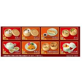 ぷちサンプル 大好き!飲茶! 8個入りBOX(食玩)[リーメント]《在庫切れ》