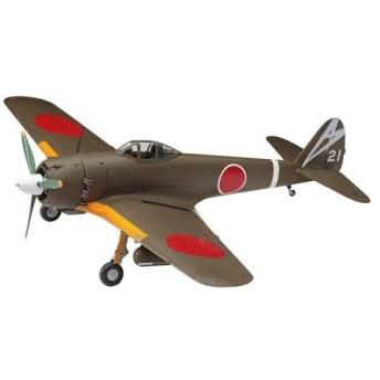 """1/48 中島 キ43 一式戦闘機 隼 III型 """"飛行第48戦隊"""" プラモデル[ハセガワ]《在庫切れ》"""