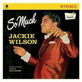 輸入盤 JACKIE WILSON / SO MUCH + 2 BONUS TRACKS [LP]