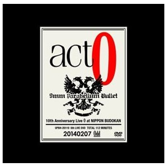 9mm Parabellum Bullet/act O [DVD]