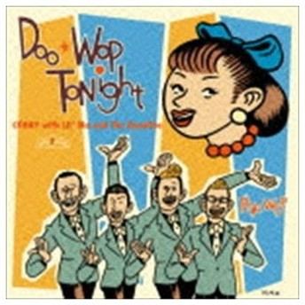 CONNY with Lil' Mo and The Dynaflos / Doo-Wop Tonight [CD]