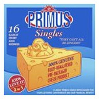 輸入盤 PRIMUS / THEY CAN'T ALL BE ZINGERS : BEST OF [CD]