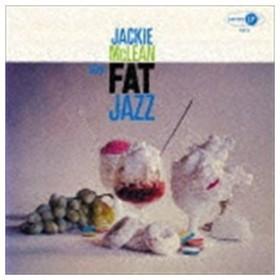ジャッキー・マクリーン(as) / ファット・ジャズ(完全限定盤/SHM-CD) [CD]