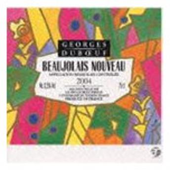 (オムニバス) BEAUJOLAIS NOUVEAU 2004 [CD]