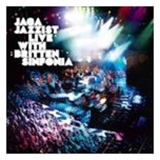 輸入盤 JAGA JAZZIST / LIVE WITH THE BRITTEN SINFONIA [CD]