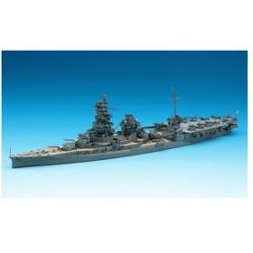 1/700 ウォーターライン 航空戦艦 日向 プラモデル[ハセガワ]《在庫切れ》