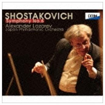 ラザレフ 日本フィル / ショスタコーヴィチ:交響曲 第8番 [CD]