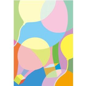 Artec(アーテック) 色の感情表現の練習テーマ「軽」10枚セット #13576