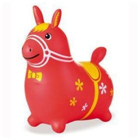 アガツマ PINOCHHIO ピノチオ ぴょんぴょんポニー RD レッド おもちゃ 乗用 トイ 乗り物 のりもの 子供 キッズ 屋内 室内