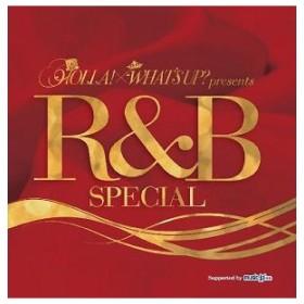 (アウトレット品)HOLLA!×WHAT'S UP presents R&B SPECIAL(CD/洋楽ロック&ポップス/オムニバス(リズム&ブルース類))