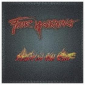 フェア・ウォーニング / ハート・オン・ザ・ラン/ブレイク・フリー/フォーエヴァー/フォー・ザ・ロンリー [CD]