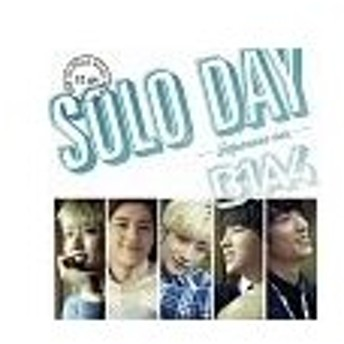 B1A4/SOLO DAY−Japanese ver.− 初回限定盤A