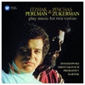 イツァーク・パールマン(vn) / 2つのヴァイオリンのための音楽集 [CD]