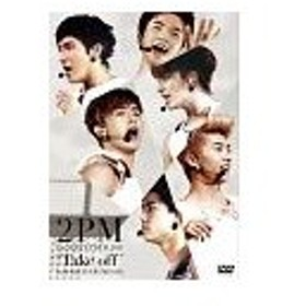 "DVD/1st JAPAN TOUR 2011""Take off""in MAKUHARI MESSE 初回限定盤"