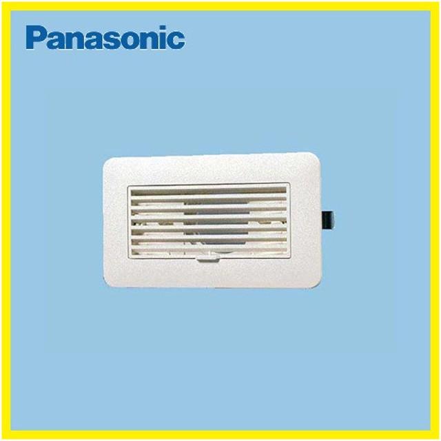 パナソニック 換気扇  FY-GBP02-W 角形給排気グリル 気調システム部材 Panasonic