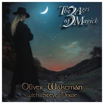 Oliver Wakeman with Steve Howe / THE 3 AGES OF MAGICK (EXPANDED EDITION) [CD]