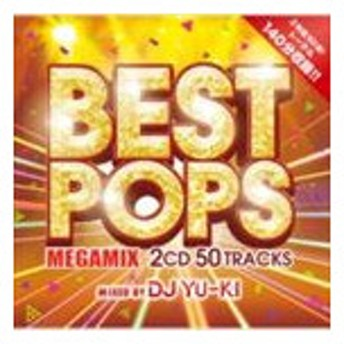 DJ YU-KI(MIX) / BEST POPS Megamix mixed by DJ YU-KI [CD]