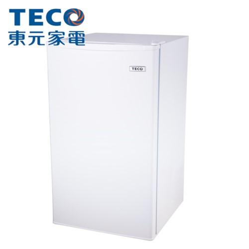 TECO 東元 99公升 單門小冰箱 R1091W 小鮮綠