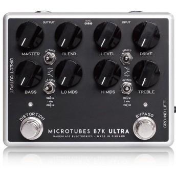 Darkglass Electronics / Microtubes B7K Ultra ベース用オーバードライブ プリアンプ