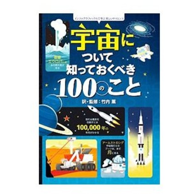 宇宙について知っておくべき100のこと/FrithAlex