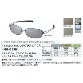 シマノ HG−013K メタルフィッシンググラス スモークミラー