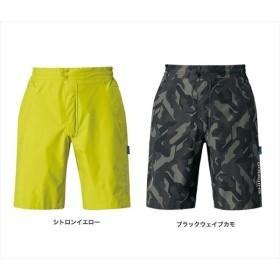 (訳有り)シマノ DSショートパンツ RA−020Q シトロンイエロー XS