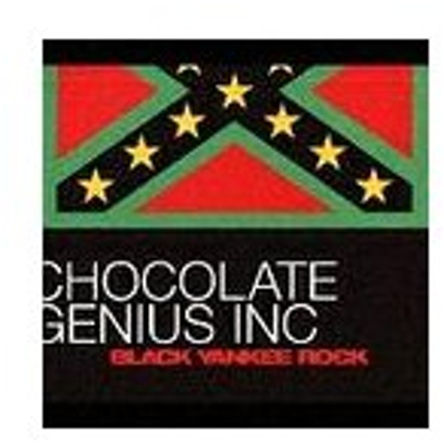 【送料無料選択可】チョコレート・ジニアス(マーク・アンソニー・トンプソン)/ブラック・ヤンキー・ロック
