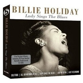 LADY SINGS THE BLUES[輸入盤]/BILLIE HOLIDAY[CD]【返品種別A】