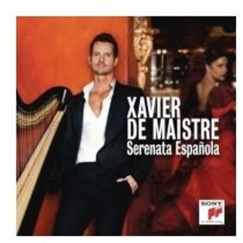 Harp Classical / 『スペインのセレナータ』 グザヴィエ・ドゥ・メストレ 輸入盤 〔CD〕
