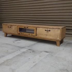 【TVボード】150cmタイプ 3枚扉仕様 1500350H350 / テレビ台 ローボード