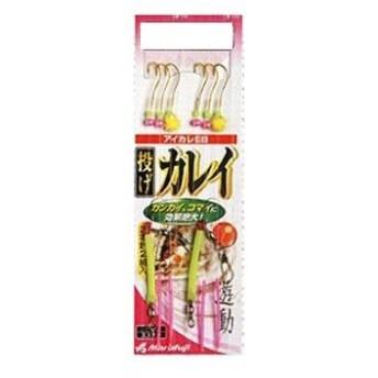 マルフジ H−027 カレイ・カンカイEB遊動 12号