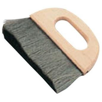 クシ型静電気除去ブラシ 石井ブラシ産業 50×120×5 1-8370-05