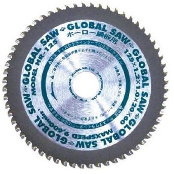 モトユキ モトユキグローバルソーホーロー鋼板用 HR-100 切断用品・チップソー