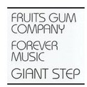 ジァイアントステップ/FRUITS GUM COMPANY/FOREVER MUSIC