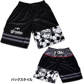 グラモ gramo プラクティスパンツ BALLS-pants HP-011