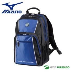 ミズノ Mizuno グローバルシリーズ バックパック 5LJB161900 ブラック×ブルー(0927) 数量限定品【■M■】