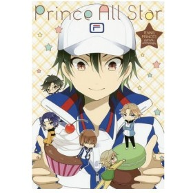 Prince All Star 同人パロディアンソロジー TENNIS PRINCE'S parody anthology (K-B