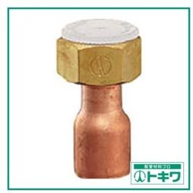 カクダイ  ナットつき銅管アダプター 6180-P20X22.22 ( 6180P20X22.22 )