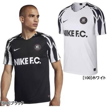 【ネコポス対応可】 サッカーウェア Tシャツ 半袖 メンズ ナイキ FC NIKE F.C. 半袖トップ HOME AJ0783 メンズ チーム対応