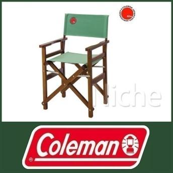 Coleman コールマン ウッドチェア 40thリミテッド (ライムグリーン) 2000029864 キャンプ用品 アウトドア用品