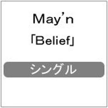 Belief/May'n[CD]【返品種別A】